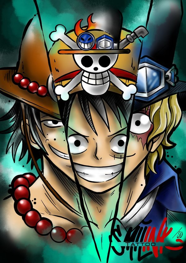 Ace Luffy Sabo